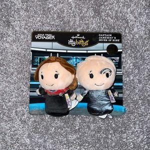 Itty Bittys Star Trek: Voyager 2-Pack
